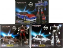 FREE SHIPPING!Pick 3 from MasterPiece Transformer Lambors and Nissans
