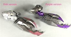 Free Shipping DreamFactory CANNON ARM UPGRADE (Pink Color) for ROTF  Megatron