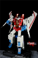 Free shipping! Robot Hero CG-01 Oversized Starscream