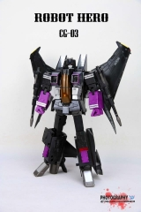 Free shipping! Robot Hero CG-03 Oversized  Skywarp