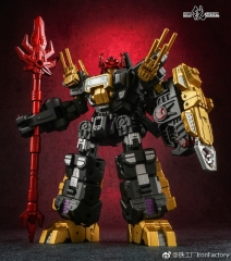 (Deposit only) IronFactory IF EX-18D LordScorpion (Dark matter version)