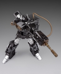 FREE SHIPPING! Cloud 9-W01B-QUAKEBLAST TRANSFORMER (BLACK VERSION)