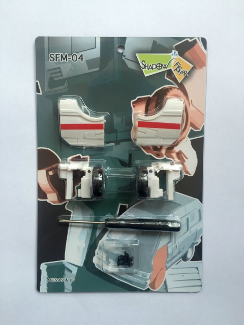Shadow Fisher SFM-04 Upgrade Kit for MP-30 Ratchet