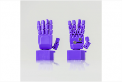 KFC - KP-16S HANDS FOR MASTERPIECE MP-29 Laserwave / Shockwave