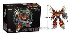 JINBAO Version MMC FERAL REX Oversized Set Of 6 With BOX