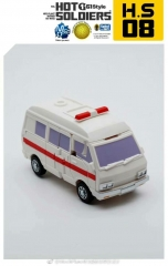 The Hot Soldiers HS08 AMBULANCE