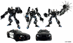 MASTERPIECE MOVIE SERIES MPM-05 Barricade
