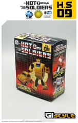 Mech Planet The Hot Soldiers - HS09 - BIG YELLOW BEE