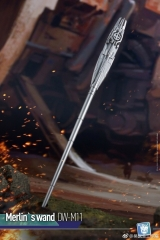 DR. Wu - DW-M11 Merlin's Wand Silver ver.