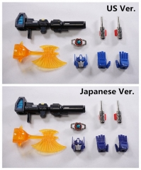 BB7-EP02 Upgrade kit for MP10 Optimus Prime