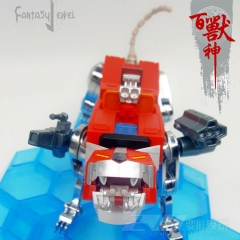 Fantasy Jewel FJ-BSW01 Red lion