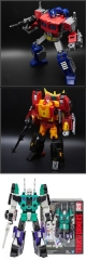 Transformers Generations Power of the Primes Leader Evolution -factory leaking ver.-