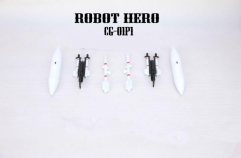 Free shipping! Robot Hero CG01-P1 Upgrade Set For Oversized Starscream