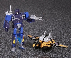NB Masterpiece MP-16 - Frenzy & Buzzsaw