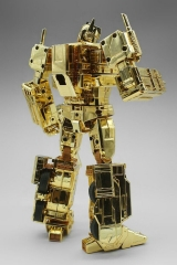 NB MasterPiece Optimus Prime MP-10G CONVOY GOLD VER