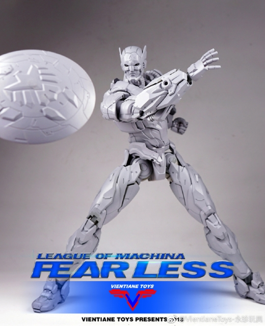 (Deposit only) VientianeToys League of Machina Fearless
