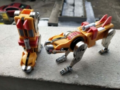 Fantasy Jewel FJ-BSW04 Yellow lion