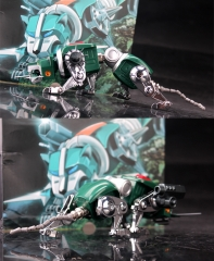 Fantasy Jewel FJ-BSW02 Green lion