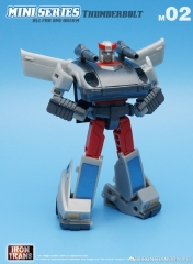 IronTrans M-02 M02 Mini Series Thunderbolt Silverstreak