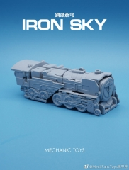 [Deposit only] MechFansToys MFT Mechanic Toys MS-26 Ironsky Astrotrain