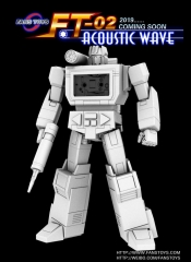 [Deposit only] FansToys FT-02 Acoustic Wave