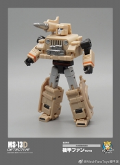 [Deposit only] MechFansToys Mechanic Studio MS-13D Detective Hound Desert Version