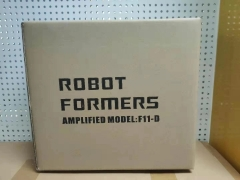 Free shipping! Robot Formers Amplified Model:F11-D