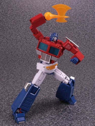 Masterpiece MP-44 CONVOY / OPTIMUS PRIME Version 3.0 Japanese  VERSION