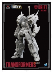 Sentinel Toys Transformers Furai Model 10 Drift Model Kit