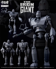 Sentinel Toys RIOBOT The Iron Giant Normal Mode