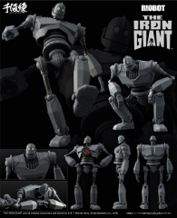 Sentinel Toys RIOBOT The Iron Giant Battle Mode