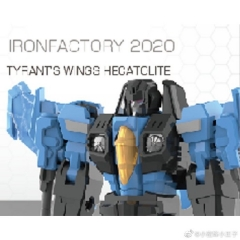 IRON FACTORY IF-EX20H TYRANT'S WINGS HECATCLITE
