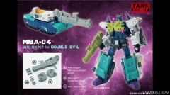 [DEPOSIT ONLY] FANS HOBBY MBA-04 UPGRAD KIT FOR MB08
