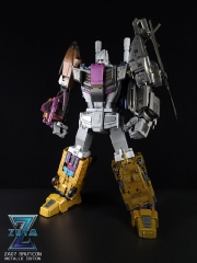 ZETA TOYS ZA-07 ZA07 BRUTICON COMBINER METALLIC EDITION