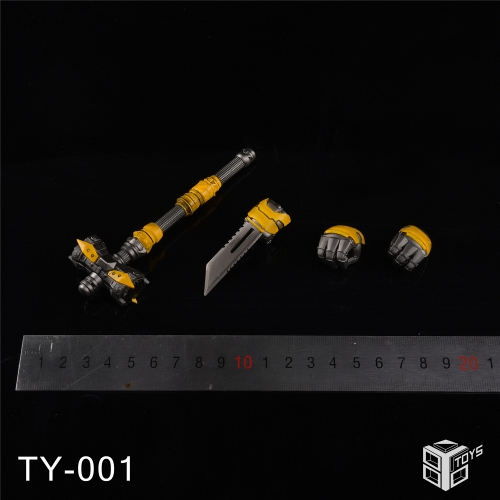 86 TOYS/ TY TOYS TY-001 ACCESSORIES FOR 3A BBB
