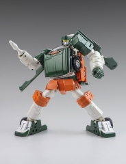 [DEPOSIT ONLY] X-TRANSBOT MASTER MX-9T PAEAN CARTOONVER. 2020 REISSUE