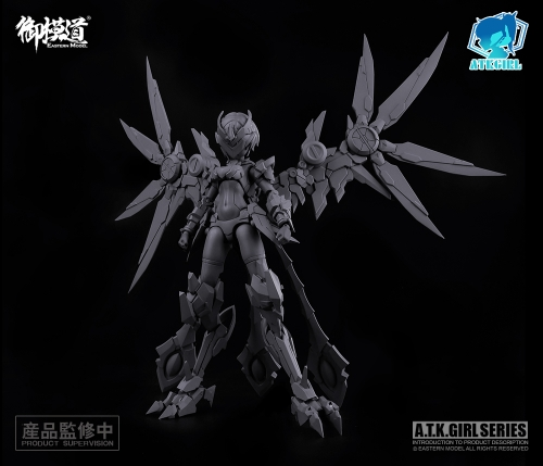 [DEPOSIT ONLY] EASTERN MODEL A.T.K GIRL SERIES 03 SUZAKU