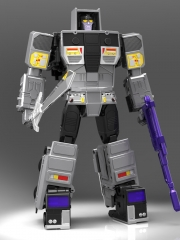 X-TRANSBOTS MX-12T GRAVESTONE YOUTH VERSION